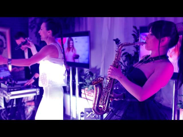 Live группа LAFESTA на вечеринке «Beauty» / Заказать музыкальную группу и саксофониста