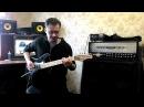 Alex Sibrikov - Rhythm improvisation with morpheus octave effect