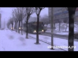 4.03.15.Снежный циклон,ситуация в р-не б.Тихой Владивосток