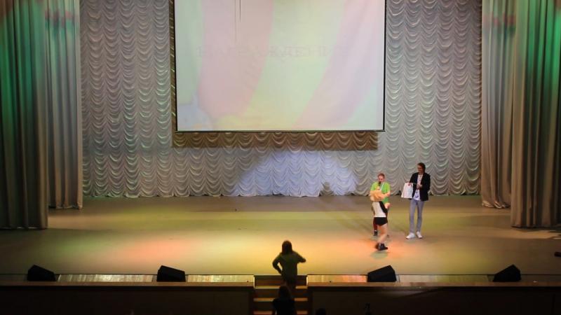 Награждение и заключительная речь - Ichiharu 2017