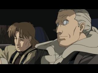 Призрак в доспехах- Синдром одиночки-Kokaku Kidotai Stand Alone Complex 1 сезон 3 серия