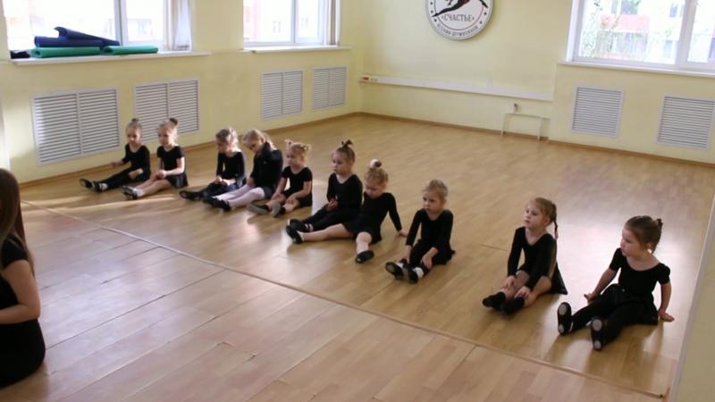 Видео-урок (II-семестр: май 2017г.) - филиал Центральный, группа 2-4 года, Детская Шоу-хореография