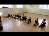 Видео-урок (II-семестр май 2017г.) - филиал Центральный, группа 2-4 года, Детская Шоу-хореография