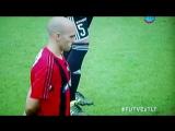 В Венесуэле команды провели минуту молчания после стартового ввода мяча в игру