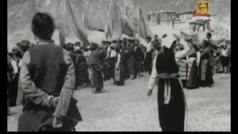 Mujeres en el Tíbet