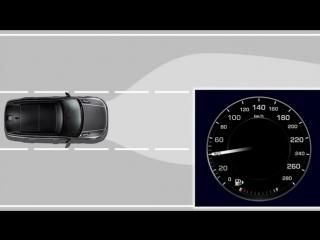 Range Rover Sport 14 модельного года: система управления фарами