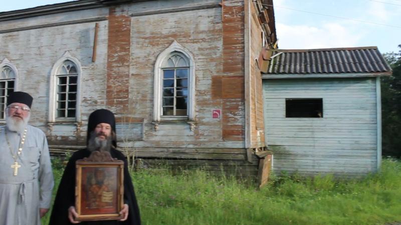Храм Св. Николая Чудотворца в селе Никольском.