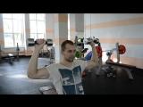 Персональный тренер клуба s-fitness Шаманский Алексей