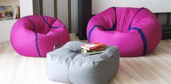 Как построить бизнес по производству бескаркасной мебели?  Бескаркас