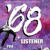 '68&Listener   ЖАРА fest   11.07.17