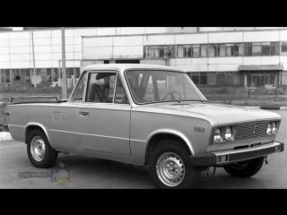 Редкие советские автомобили ВАЗ 2106