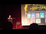 Chris Colfer is opening the LA stop of the tlos 5 book tour