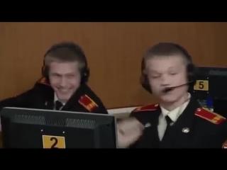 Как зажигают кадеты