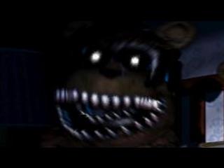 Как сделать Five Nights At Freddys 4 НЕ СТРАШНЫМ!