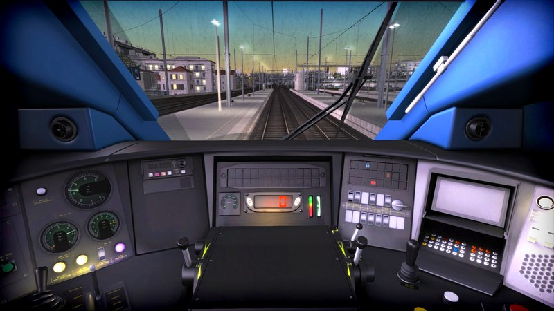 Train Simulator 2017 (58.3a + 5 DLC) (2016) PC | Repack by Other s - Скриншот 2