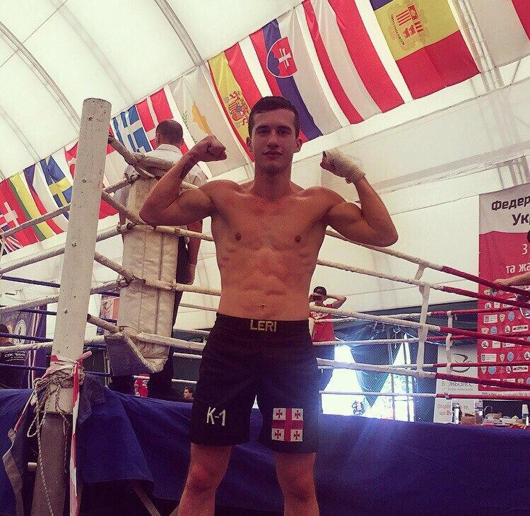 гогохия лери тайский бокс москва