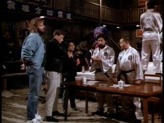 Кровавый спорт - 1988 (Перевод Авторский с Видео Кассеты VHS 4:3)