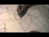 HOW TO PAINT  ON SILK  WITH JEAN-BAPTISTE  - Le Noeud Papillon, PT 1