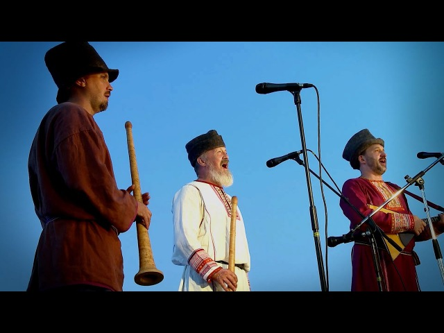 Московский Хор Рожечников | У парадной лестницы Рыбинска | Moscow Chorus of Horn Players in Rybinsk