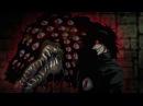 Hellsing Ultimate Luke Valentine vs Alucard BD 1080p ENG DUB Ultimate Quality