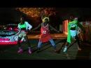 DIE ANTWOORD - BANANA BRAIN DANCE CREW