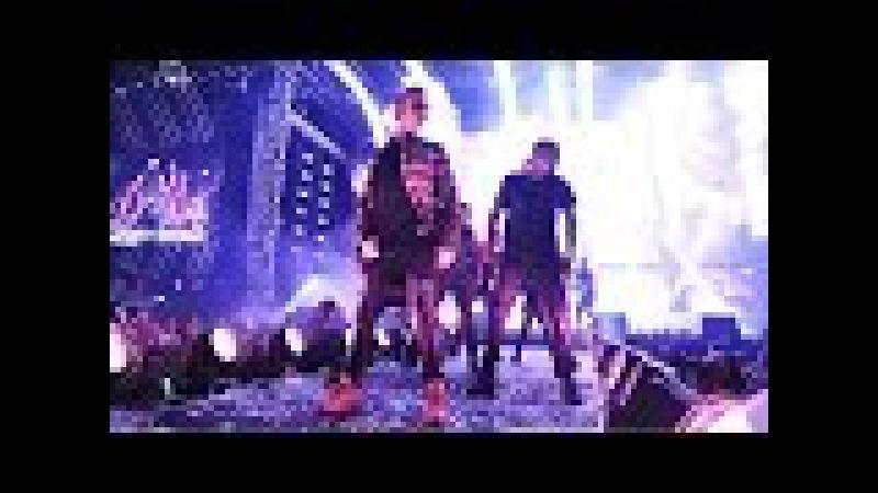 HD | Justin Bieber - Boyfriend Beauty And a Beat (Wango Tango 2015)