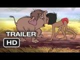 The Jungle Book Official Diamond Edition Blu-ray Trailer (2013) - Disney Movie HD