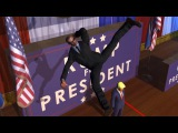 ГАЗМАНОВ СПАСАЕТ ПРЕЗИДЕНТА - Mr.President! #1