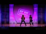 Невероятный танец Дабстеп от братьев Les Twins Лучшие Танцоры Мира