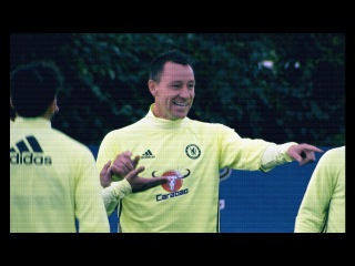 CHELSEA UNSEEN: Featuring Nemanja Matic, David Luiz and much more!