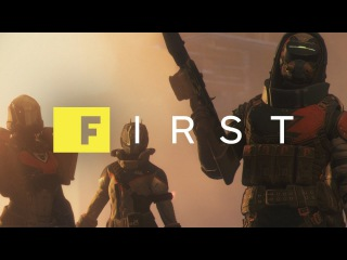 Destiny 2: Exploring the New Survival PVP Mode and Altar of Flame - IGN First