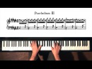 Bach Prelude and Fugue No 3 Well Tempered Clavier Book 1 with Harmonic Pedal