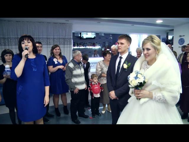 Барнаул Свадьба 03-02-2017 Юлии Владислава. видеограф Зензин С.В.