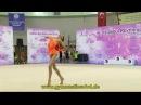 Istanbul Cup 2014 Pre Junior 2002 01 Tamuna Kheladze