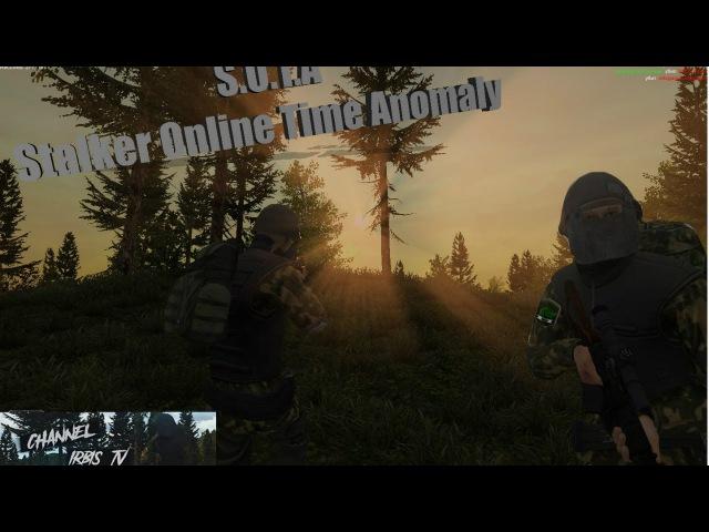 S.O.T.A - Stalker Online Time Anomaly/Fragmovie