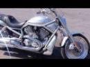 2003 Harley Davidson Vrod VRSC Walk-through and ride demo