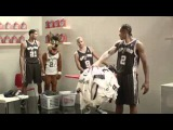 Spurs Commercial Laundry Sorting H E B