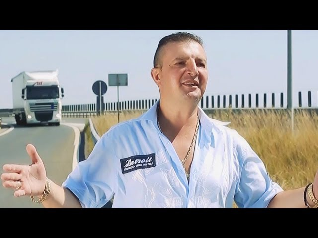 Calin Crisan - Pentru bani, hartii murdare (Videoclip oficial) 2016 - Strainatate