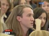 Студент задал Д Медведеву самый смелый вопрос,КОГДА ВАС ПОСАДЯТ НА ПОЖИЗНЕННО ч ...