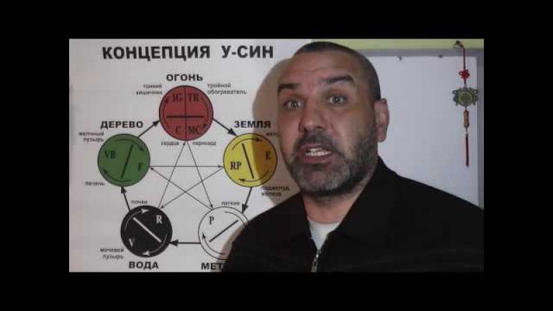 Теория У СИН Очищение организма Видео 3