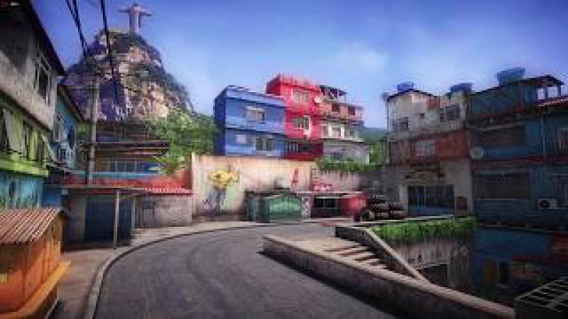 Zula Mapa Favela show de bola fenomenal joguei pouco mais até que joguei bem XD
