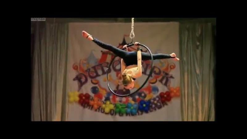 Анна Плутахина, Танец на кольце (8 лет) Anna Plutakhina