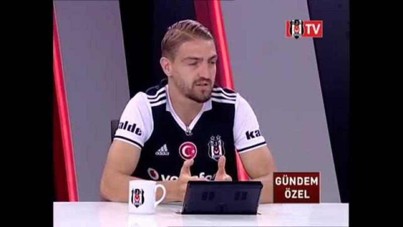 Caner Erkin 'Beşiktaşımız için elimden gelen her şeyi yapacağım'