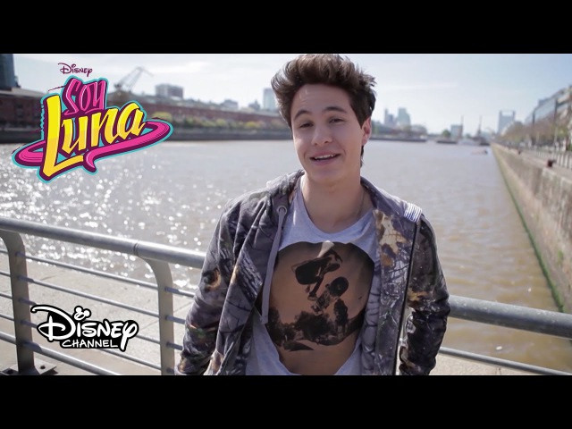 Michael Ronda te Enseña a Bailar | Detrás de Soy Luna 2