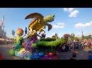 VLOG DISNEYLAND Диснейлэнд Париж Парад героев Disney Stars on Parade