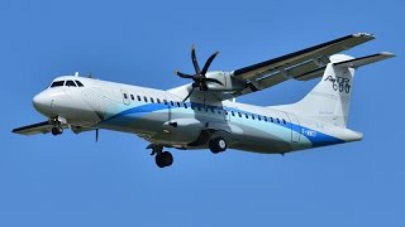 Bombardier Dash8-Q400 vs ATR 72-600