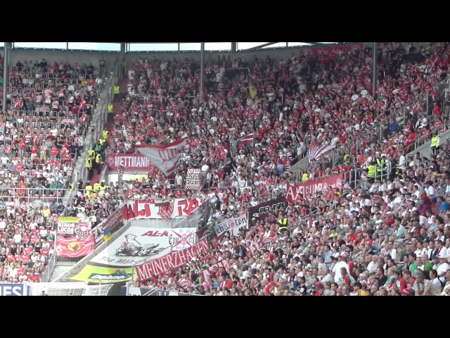 FC Augsburg - Fortuna Düsseldorf   ULTRAS Support Zusammenschnitt   25.8.12 F95