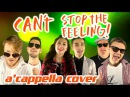 Can't Stop the Feeling - Acapella cover Justin Timberlake - Live Voices (feat. Jay B.)