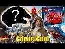 LEGO Ninjago Movie 2018 - 70656! UCS Тысячелетний Сокол? ЛЕГО-Мультик по Стражам Галактики
