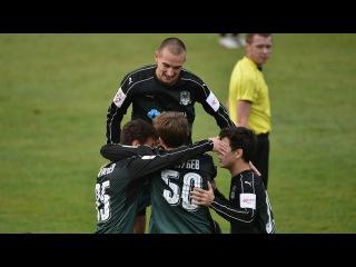 Видеообзор матча «Краснодар»-М - «Амкар»-М